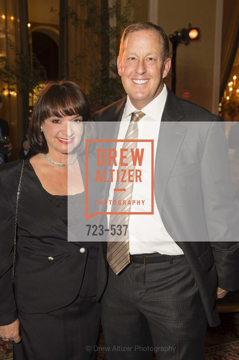 Barbara Klein, Michael Rosenfeld, TOP OF THE MARK'S 75TH Anniversary Party, US, November 7th, 2014,Drew Altizer, Drew Altizer Photography, full-service event agency, private events, San Francisco photographer, photographer California