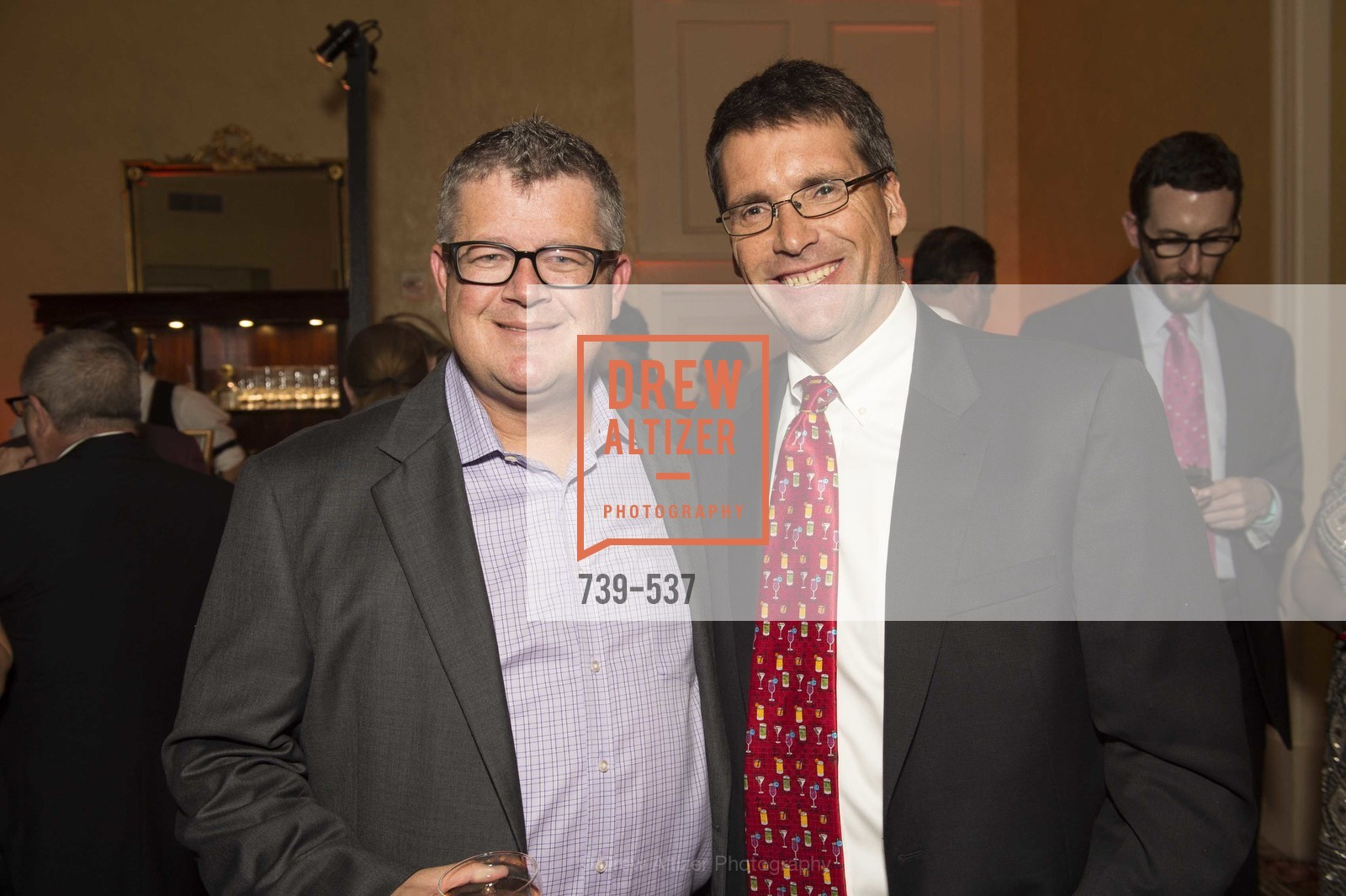 Charlie Conrad, Paul Brady, TOP OF THE MARK'S 75TH Anniversary Party, US, November 7th, 2014,Drew Altizer, Drew Altizer Photography, full-service agency, private events, San Francisco photographer, photographer california