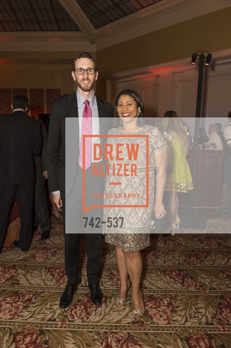 Scott Wiener, London Breed, TOP OF THE MARK'S 75TH Anniversary Party, US, November 7th, 2014,Drew Altizer, Drew Altizer Photography, full-service agency, private events, San Francisco photographer, photographer california