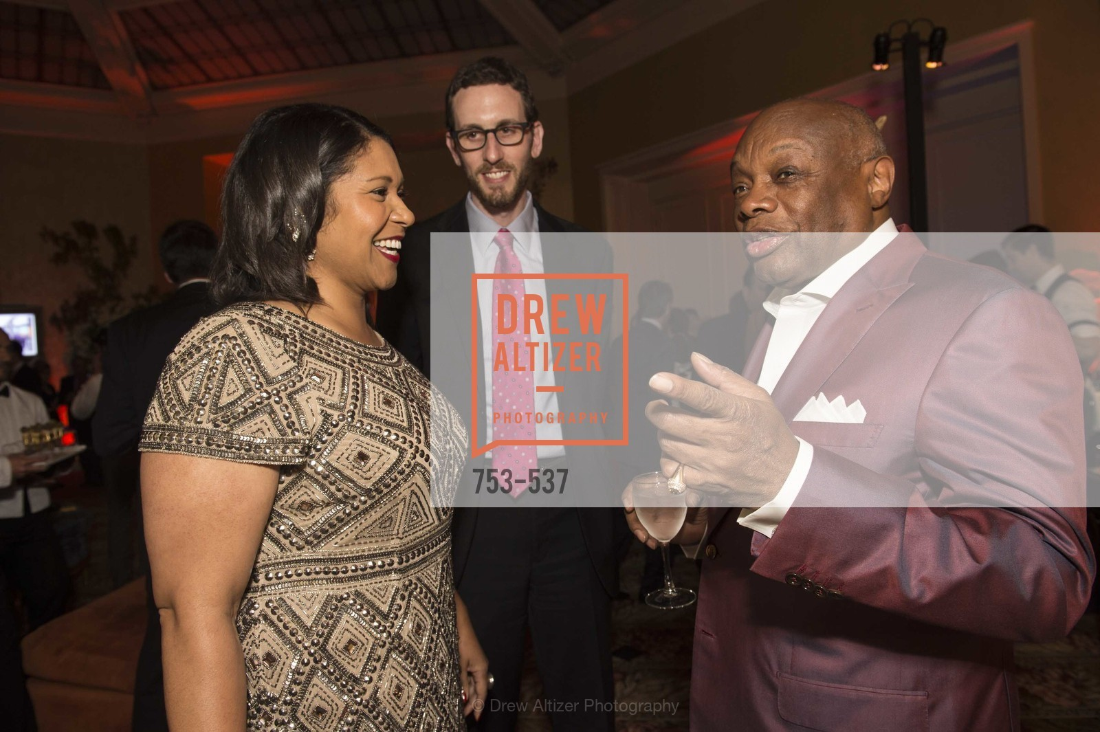 London Breed, Scott Wiener, Willie Brown, Photo #753-537