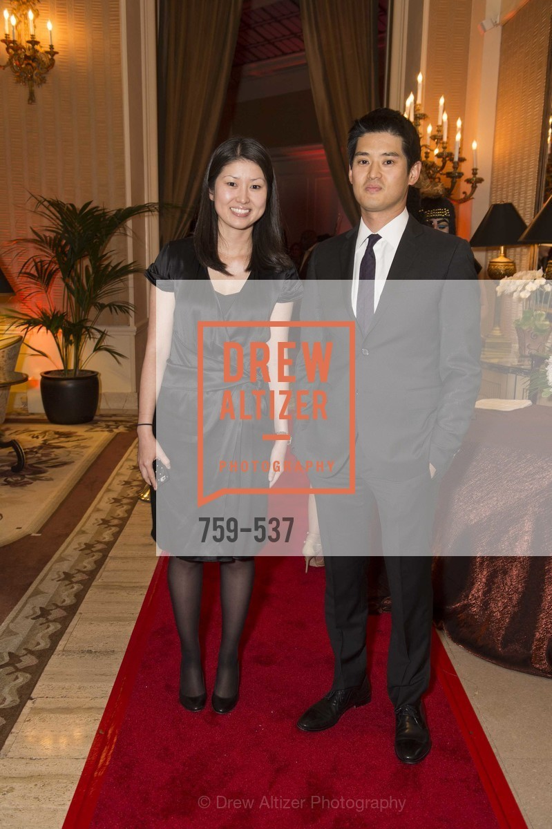 Yaeri Yamamoto, Taejo Kim, TOP OF THE MARK'S 75TH Anniversary Party, US, November 6th, 2014,Drew Altizer, Drew Altizer Photography, full-service agency, private events, San Francisco photographer, photographer california