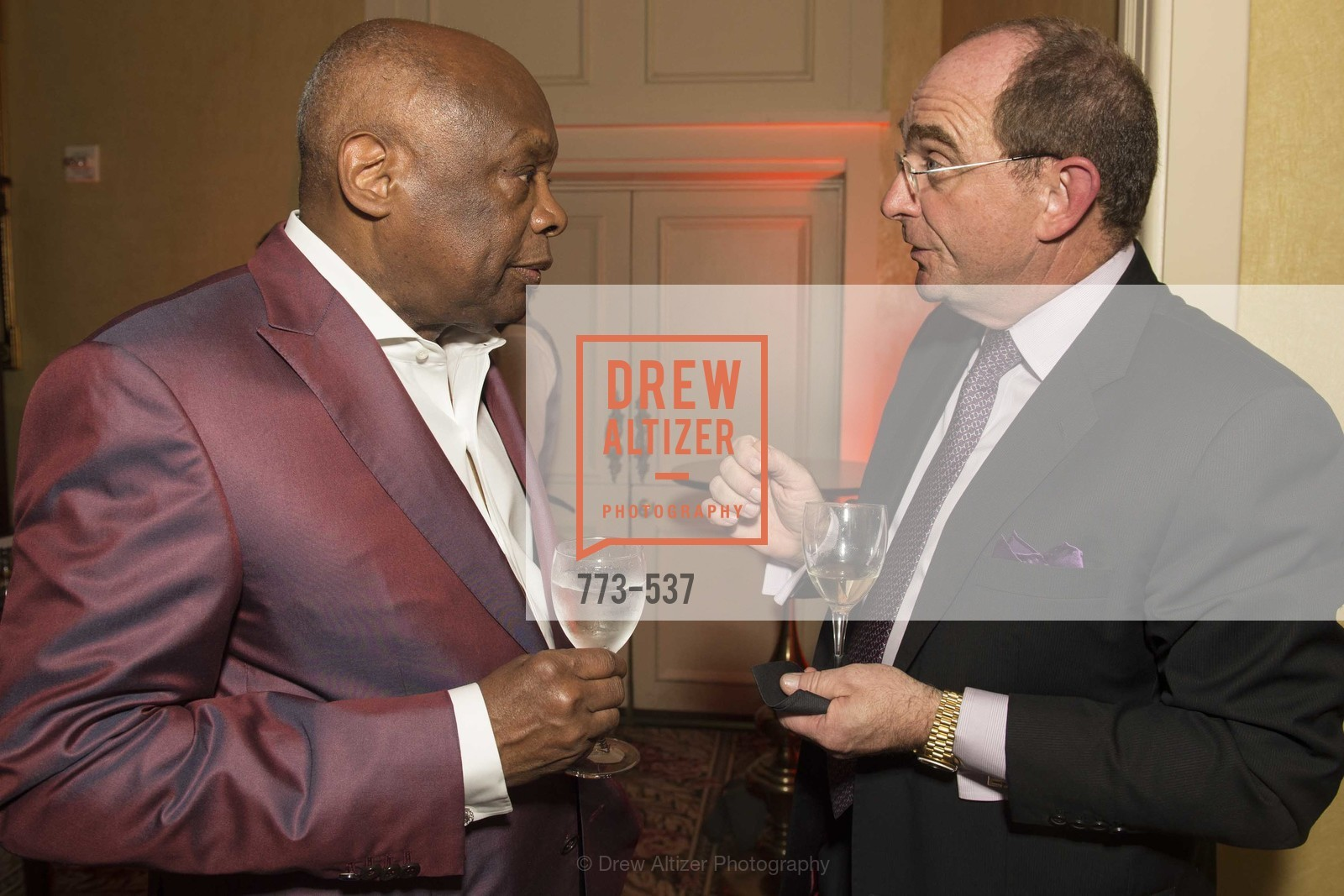 Willie Brown, Tom Klein, TOP OF THE MARK'S 75TH Anniversary Party, US, November 6th, 2014,Drew Altizer, Drew Altizer Photography, full-service agency, private events, San Francisco photographer, photographer california