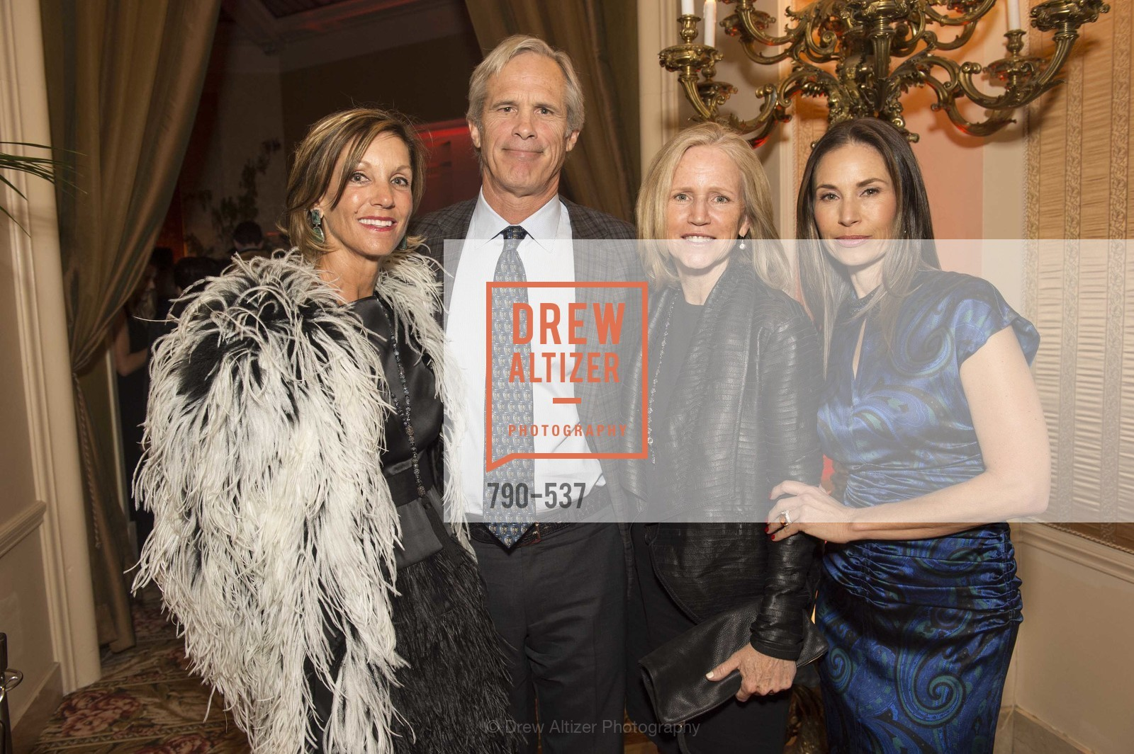Pamela Rosenkrans, Peter Rosenkrans, Cindy Shove, Patty Rosenfeld, TOP OF THE MARK'S 75TH Anniversary Party, US, November 6th, 2014,Drew Altizer, Drew Altizer Photography, full-service agency, private events, San Francisco photographer, photographer california