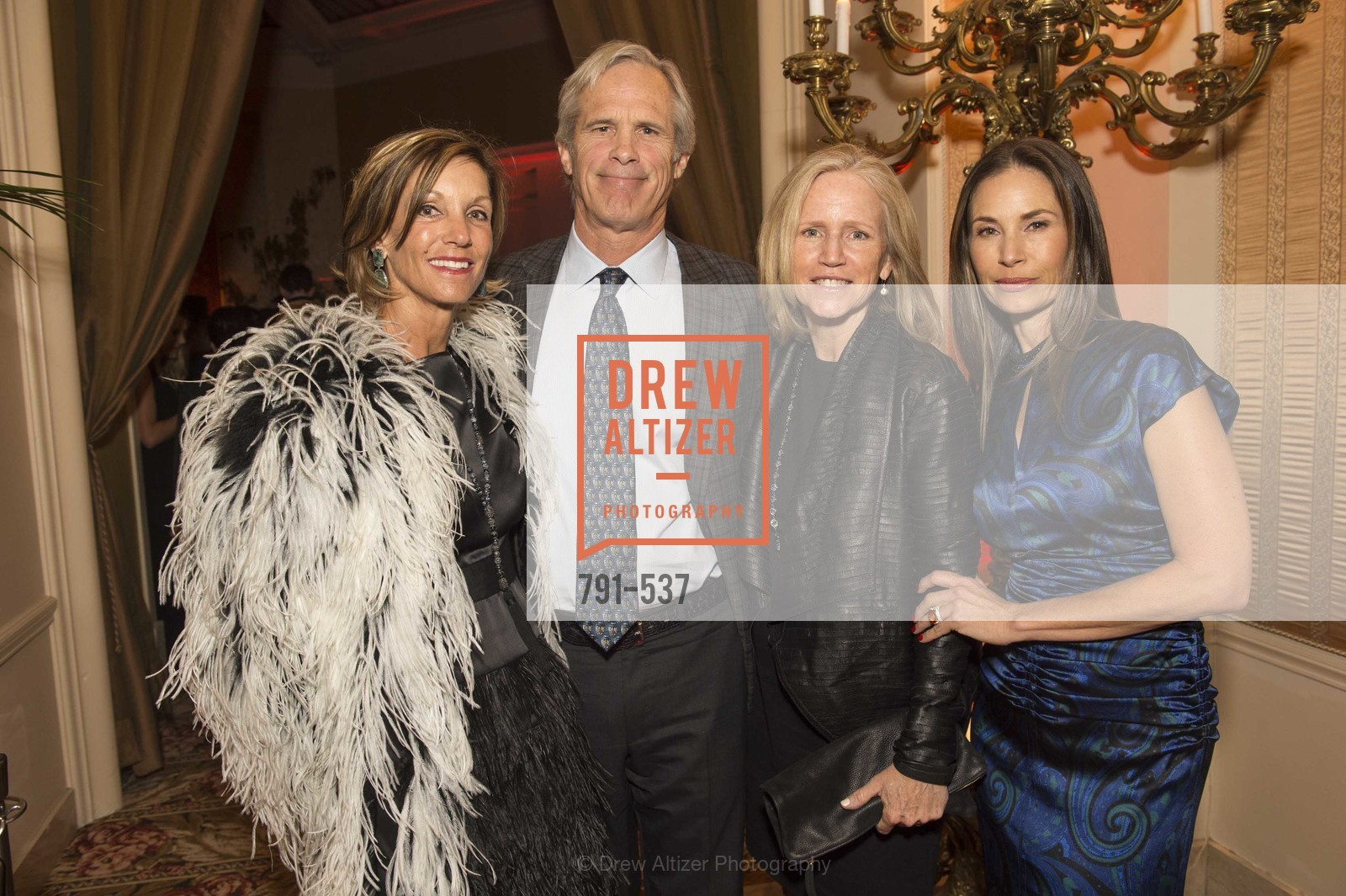 Pamela Rosenkrans, Peter Rosenkrans, Cindy Shove, Patty Rosenfeld, TOP OF THE MARK'S 75TH Anniversary Party, US, November 7th, 2014,Drew Altizer, Drew Altizer Photography, full-service agency, private events, San Francisco photographer, photographer california