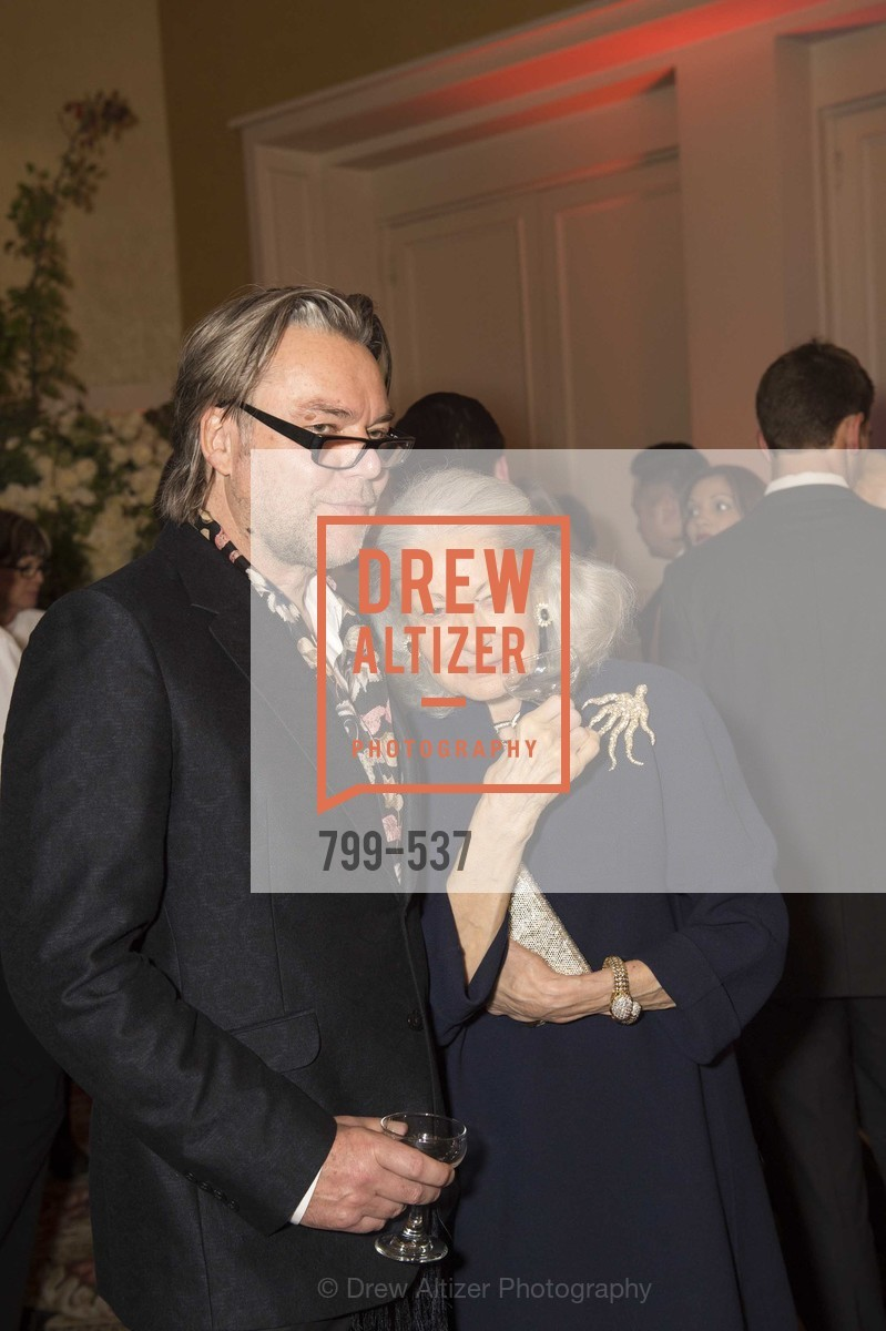 David Downton, Denise Hale, TOP OF THE MARK'S 75TH Anniversary Party, US, November 6th, 2014,Drew Altizer, Drew Altizer Photography, full-service agency, private events, San Francisco photographer, photographer california