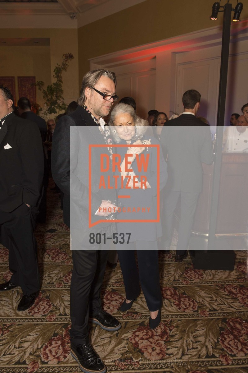 David Downton, Denise Hale, TOP OF THE MARK'S 75TH Anniversary Party, US, November 7th, 2014,Drew Altizer, Drew Altizer Photography, full-service agency, private events, San Francisco photographer, photographer california