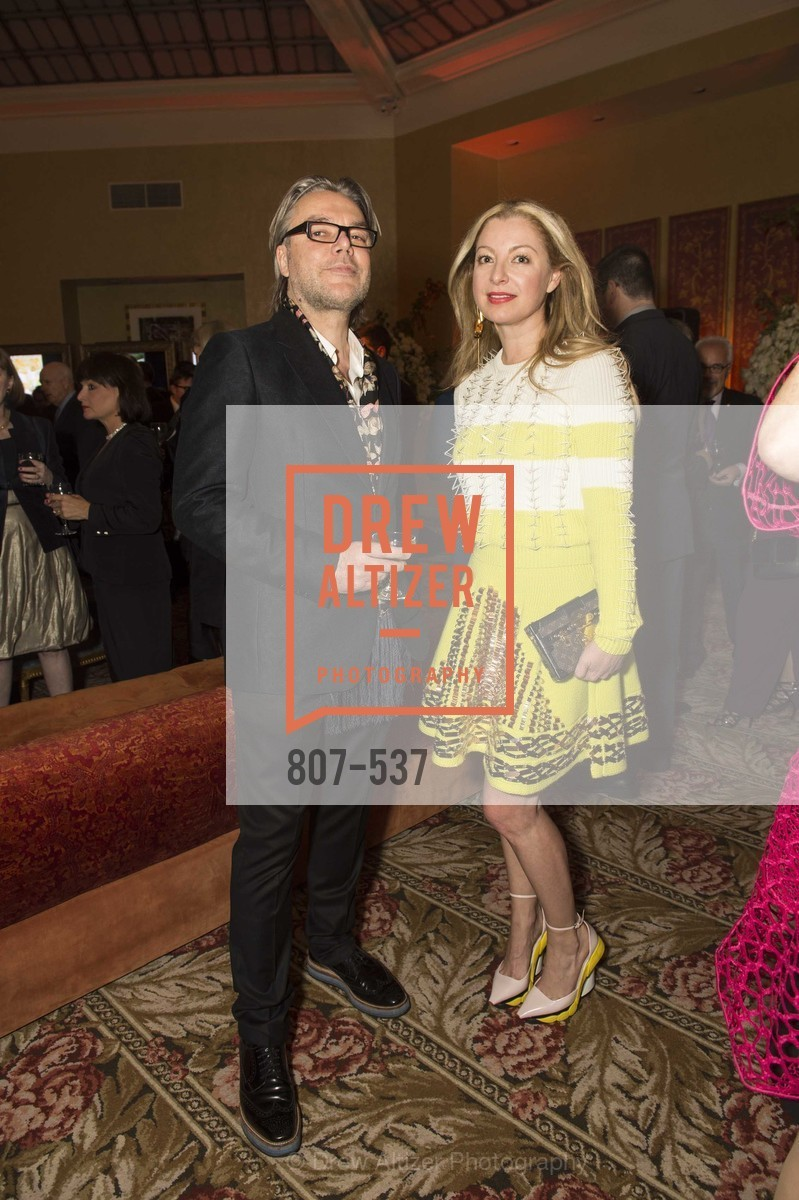 David Downton, Sonya Molodetskaya, TOP OF THE MARK'S 75TH Anniversary Party, US, November 6th, 2014,Drew Altizer, Drew Altizer Photography, full-service agency, private events, San Francisco photographer, photographer california