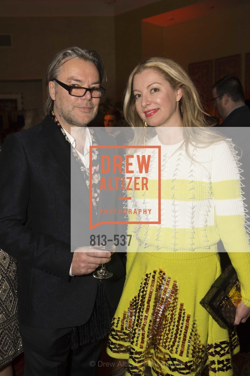 David Downton, Sonya Molodetskaya, TOP OF THE MARK'S 75TH Anniversary Party, US, November 7th, 2014,Drew Altizer, Drew Altizer Photography, full-service agency, private events, San Francisco photographer, photographer california