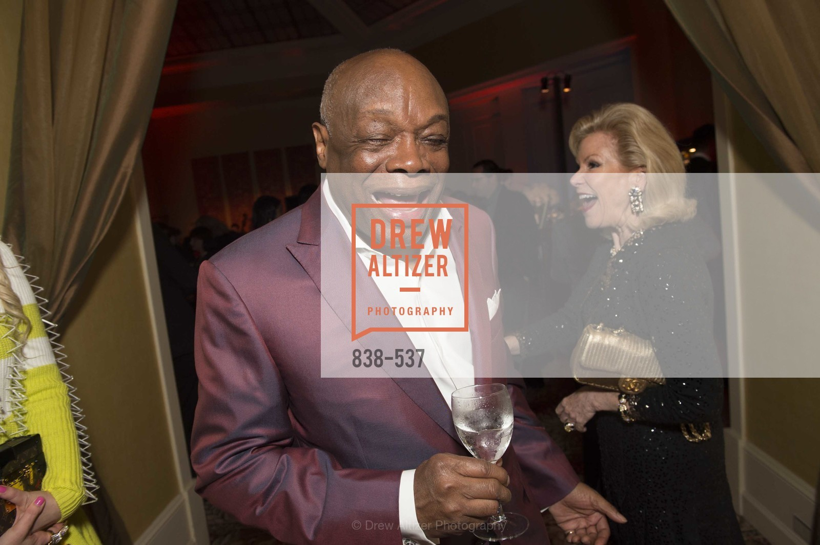 Willie Brown, TOP OF THE MARK'S 75TH Anniversary Party, US, November 7th, 2014,Drew Altizer, Drew Altizer Photography, full-service agency, private events, San Francisco photographer, photographer california