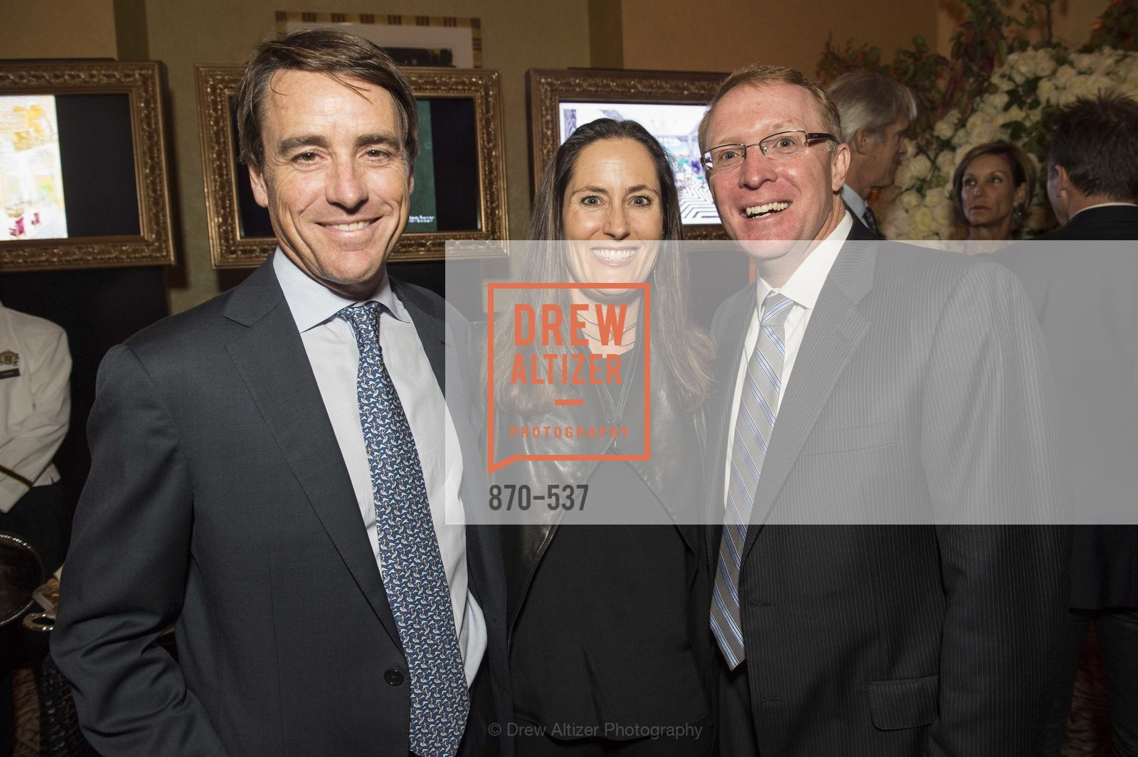 Louis Stervinou, Mary Stervinou, Paul Isaacson, TOP OF THE MARK'S 75TH Anniversary Party, US, November 6th, 2014,Drew Altizer, Drew Altizer Photography, full-service agency, private events, San Francisco photographer, photographer california