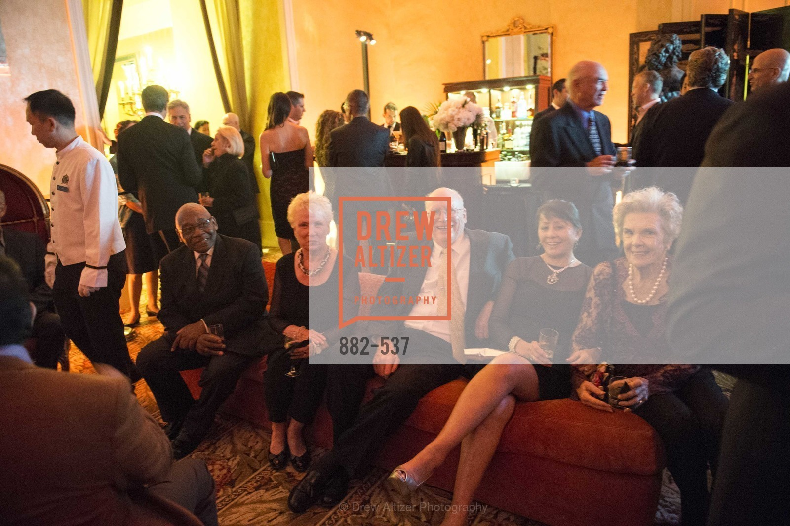 Pat Gonsalves, Tom Brady, Maria Miguels, Cathy Brady, TOP OF THE MARK'S 75TH Anniversary Party, US, November 6th, 2014,Drew Altizer, Drew Altizer Photography, full-service agency, private events, San Francisco photographer, photographer california
