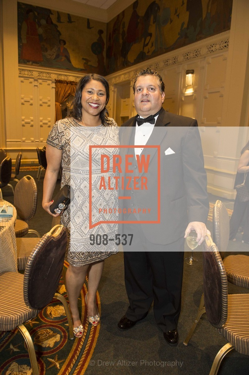 London Breed, John Konstin, TOP OF THE MARK'S 75TH Anniversary Party, US, November 7th, 2014