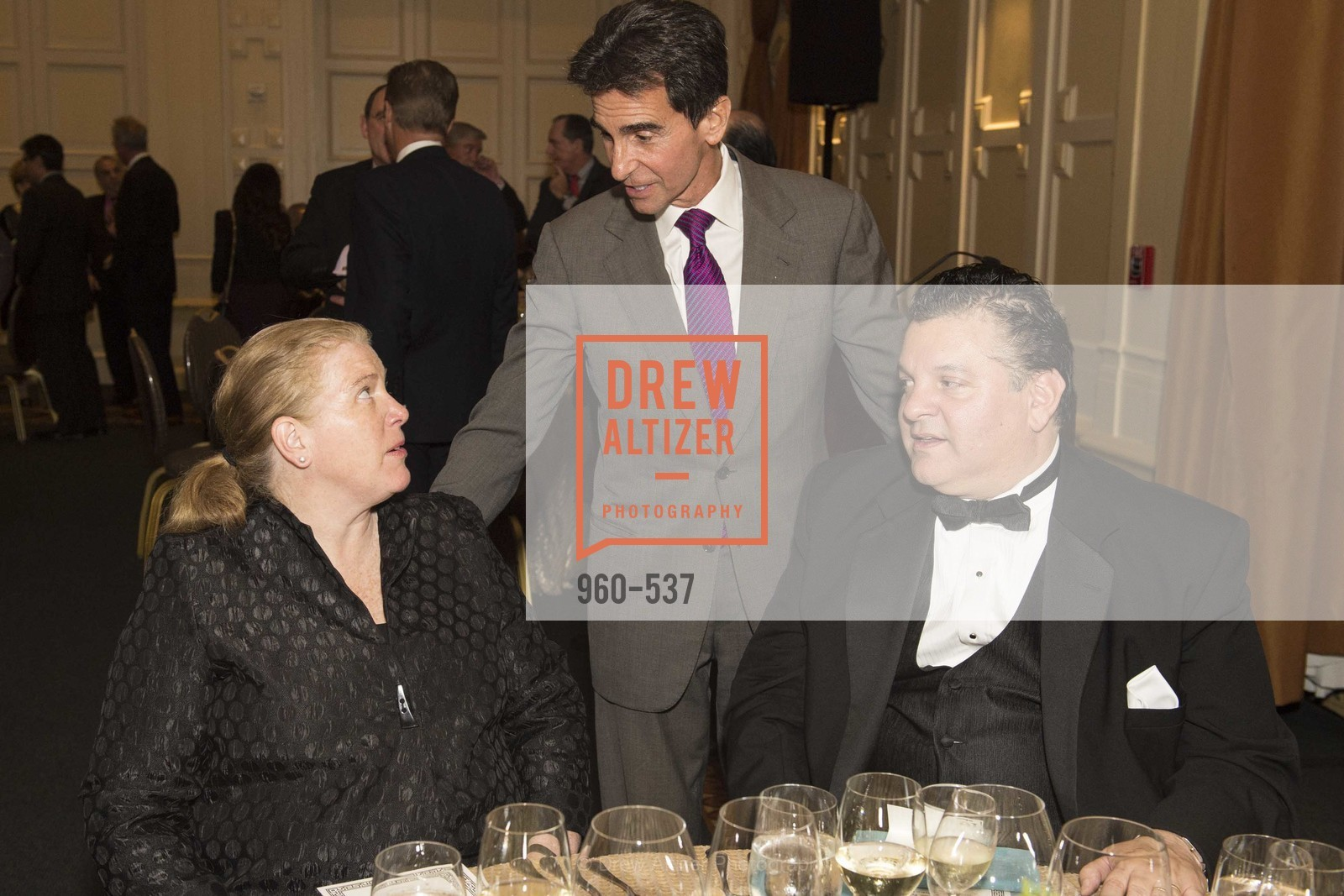 Joanne Hayes-White, Mark Leno, John Konstin, TOP OF THE MARK'S 75TH Anniversary Party, US, November 6th, 2014,Drew Altizer, Drew Altizer Photography, full-service agency, private events, San Francisco photographer, photographer california