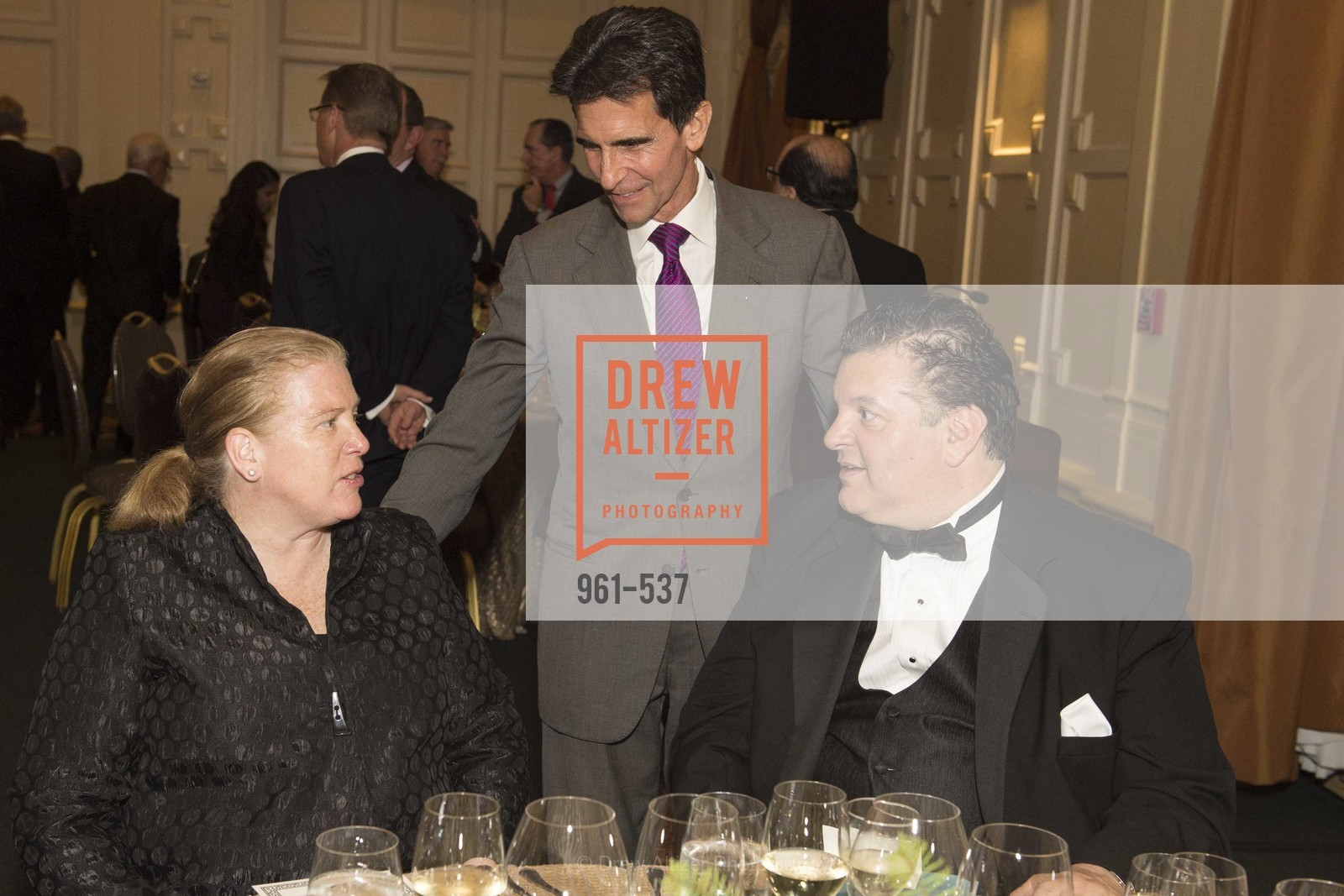 Joanne Hayes-White, Mark Leno, John Konstin, TOP OF THE MARK'S 75TH Anniversary Party, US, November 7th, 2014,Drew Altizer, Drew Altizer Photography, full-service agency, private events, San Francisco photographer, photographer california