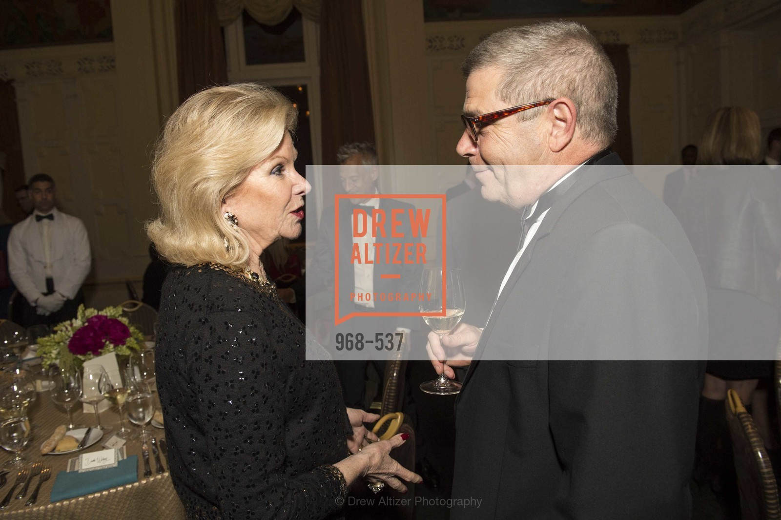 Dede Wilsey, TOP OF THE MARK'S 75TH Anniversary Party, US, November 6th, 2014,Drew Altizer, Drew Altizer Photography, full-service agency, private events, San Francisco photographer, photographer california