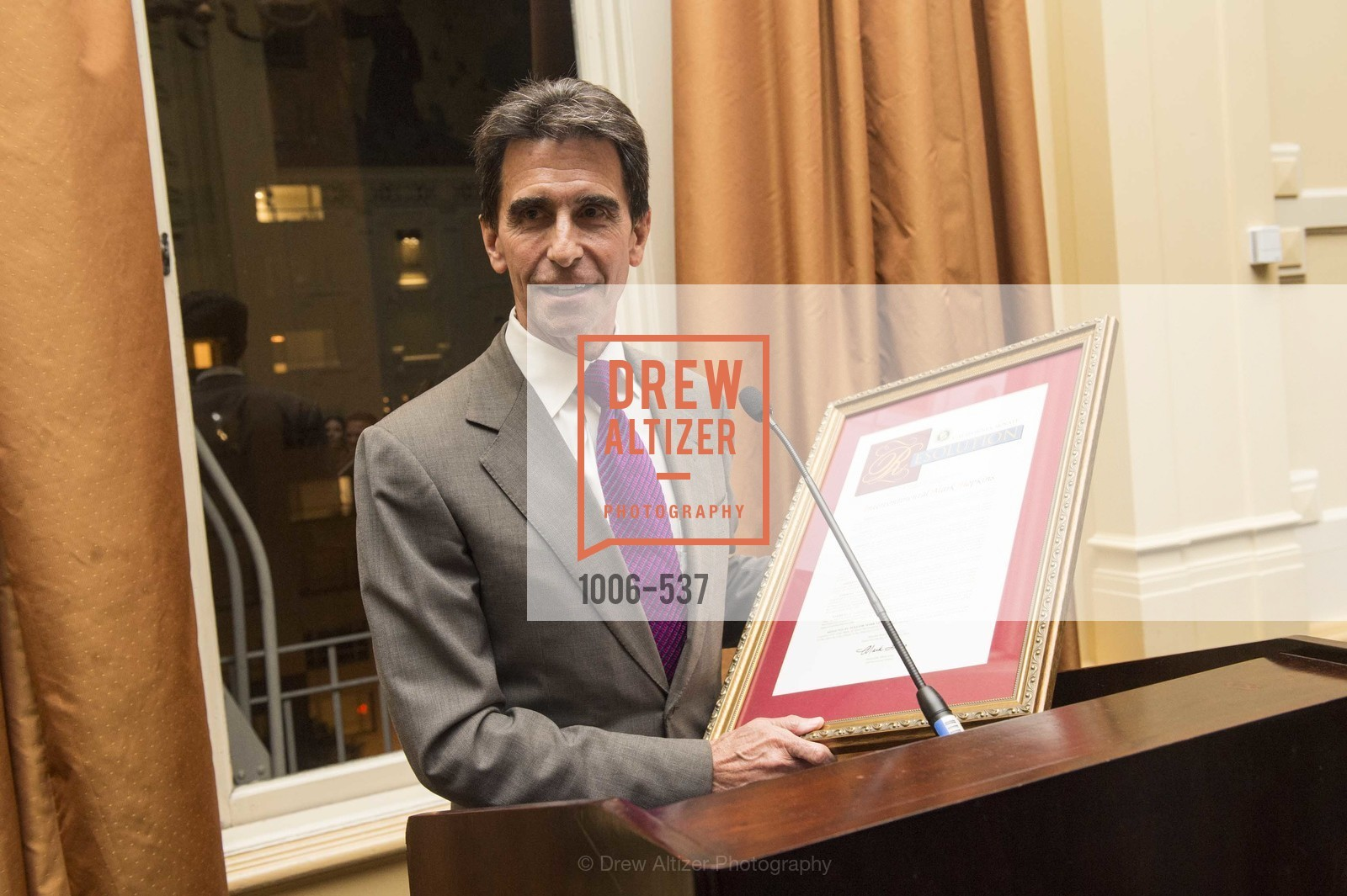 Mark Leno, TOP OF THE MARK'S 75TH Anniversary Party, US, November 7th, 2014,Drew Altizer, Drew Altizer Photography, full-service agency, private events, San Francisco photographer, photographer california