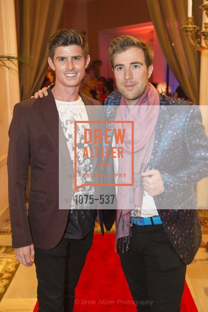 Michael Roderick, Matthew Kimball, TOP OF THE MARK'S 75TH Anniversary Party, US, November 7th, 2014,Drew Altizer, Drew Altizer Photography, full-service agency, private events, San Francisco photographer, photographer california