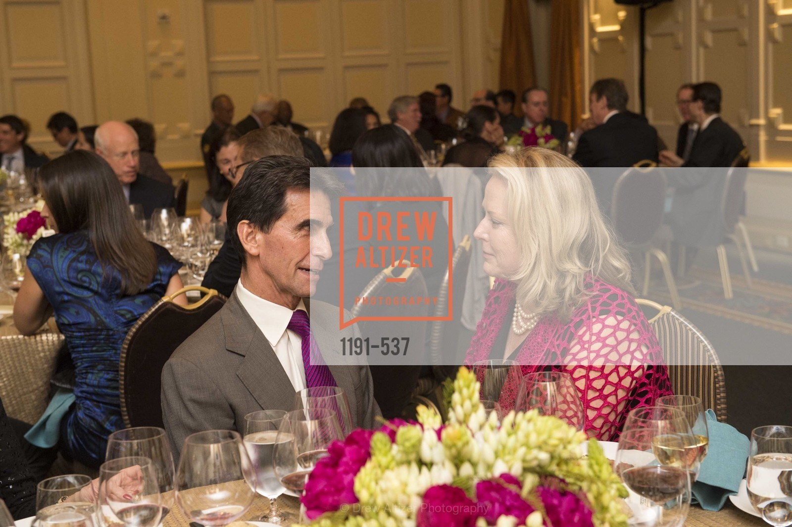 Mark Leno, Nancy Oakes, TOP OF THE MARK'S 75TH Anniversary Party, US, November 7th, 2014,Drew Altizer, Drew Altizer Photography, full-service agency, private events, San Francisco photographer, photographer california