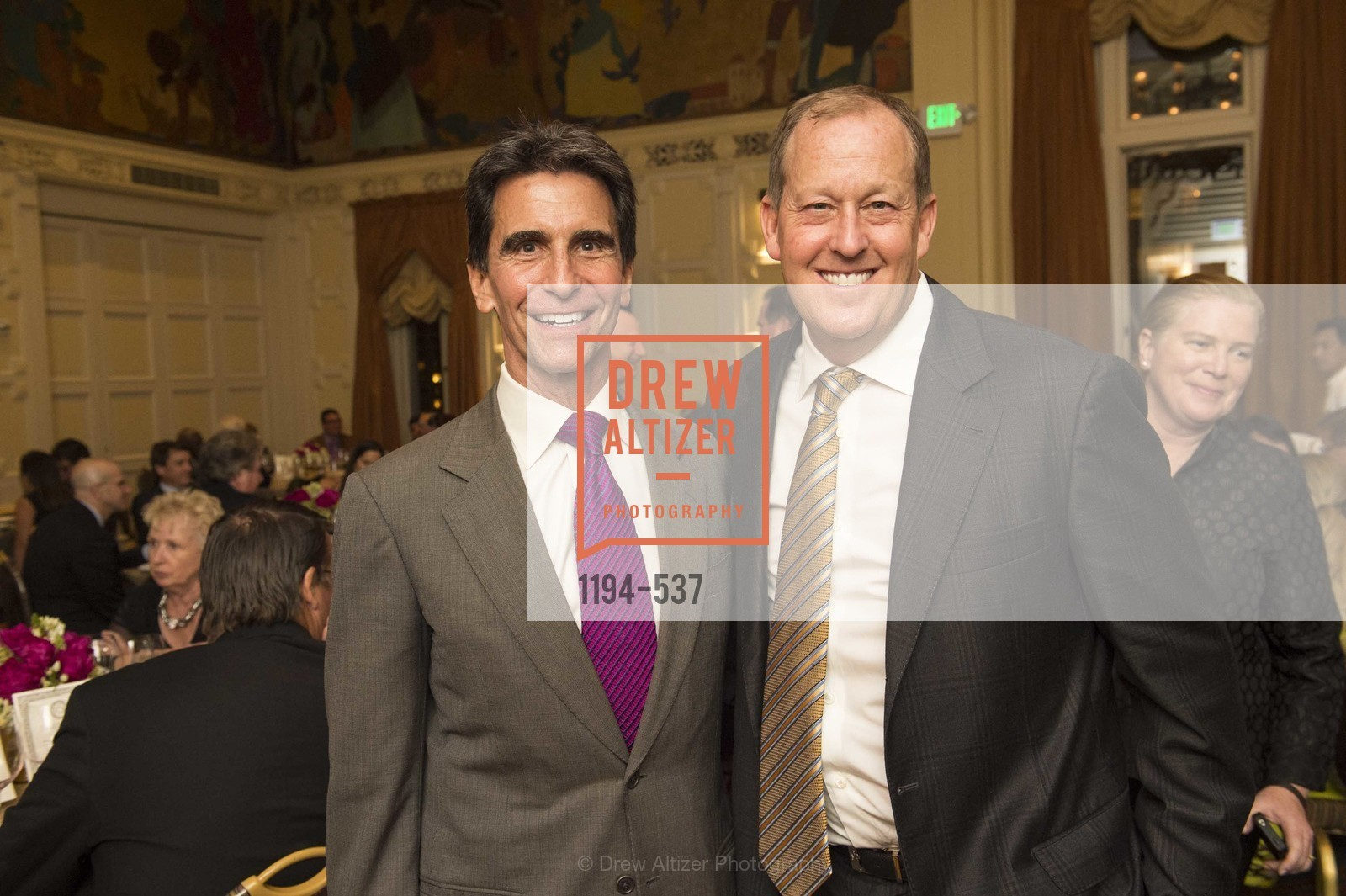 Mark Leno, Mark Rosenfeld, TOP OF THE MARK'S 75TH Anniversary Party, US, November 7th, 2014,Drew Altizer, Drew Altizer Photography, full-service agency, private events, San Francisco photographer, photographer california