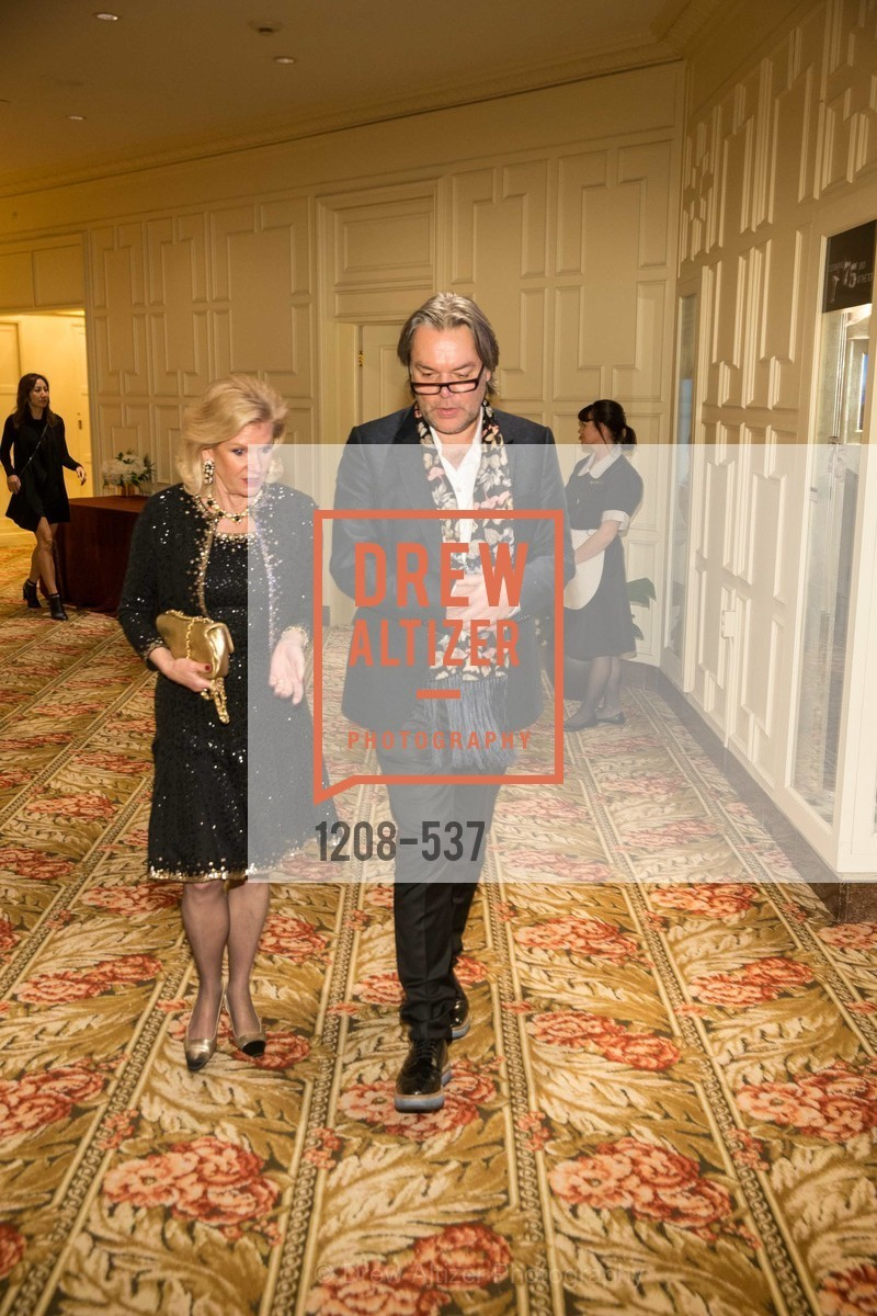 Dede Wilsey, David Downton, TOP OF THE MARK'S 75TH Anniversary Party, US, November 7th, 2014,Drew Altizer, Drew Altizer Photography, full-service agency, private events, San Francisco photographer, photographer california