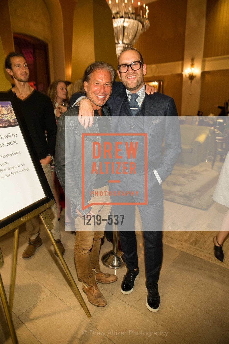 Gary Friedman, Tyler Mitchell, TOP OF THE MARK'S 75TH Anniversary Party, US, November 6th, 2014,Drew Altizer, Drew Altizer Photography, full-service agency, private events, San Francisco photographer, photographer california