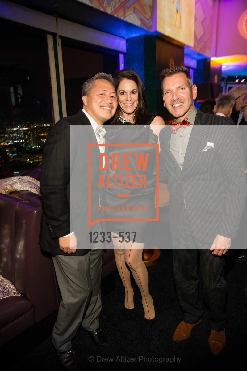 Benjamin Dhong, Kimberly Sharp, Eric Petsinger, TOP OF THE MARK'S 75TH Anniversary Party, US, November 6th, 2014,Drew Altizer, Drew Altizer Photography, full-service agency, private events, San Francisco photographer, photographer california