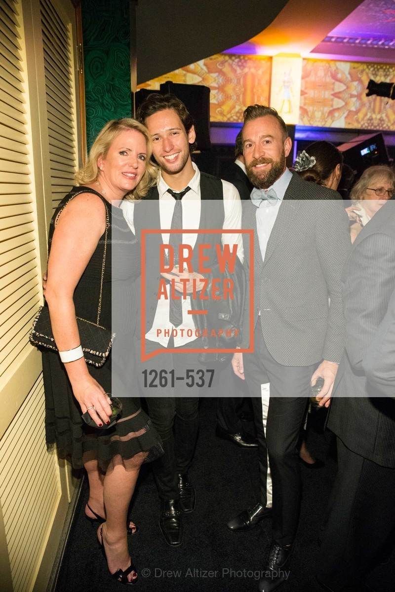Monica Pauli, Ian McAndrew, Michael Purdy, TOP OF THE MARK'S 75TH Anniversary Party, US, November 6th, 2014,Drew Altizer, Drew Altizer Photography, full-service agency, private events, San Francisco photographer, photographer california