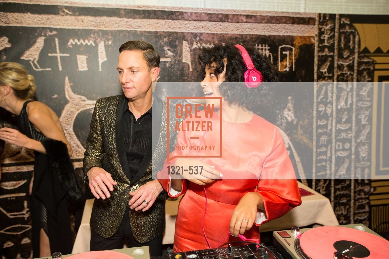 Ken Fulk, Dj, TOP OF THE MARK'S 75TH Anniversary Party, US, November 6th, 2014,Drew Altizer, Drew Altizer Photography, full-service agency, private events, San Francisco photographer, photographer california