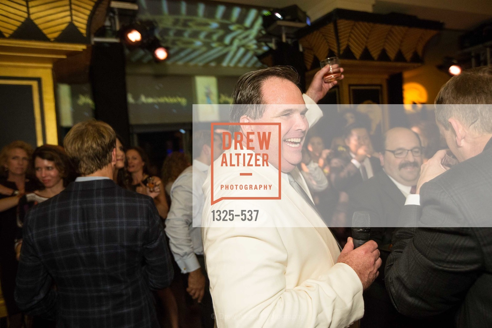 John Brady, TOP OF THE MARK'S 75TH Anniversary Party, US, November 6th, 2014,Drew Altizer, Drew Altizer Photography, full-service agency, private events, San Francisco photographer, photographer california