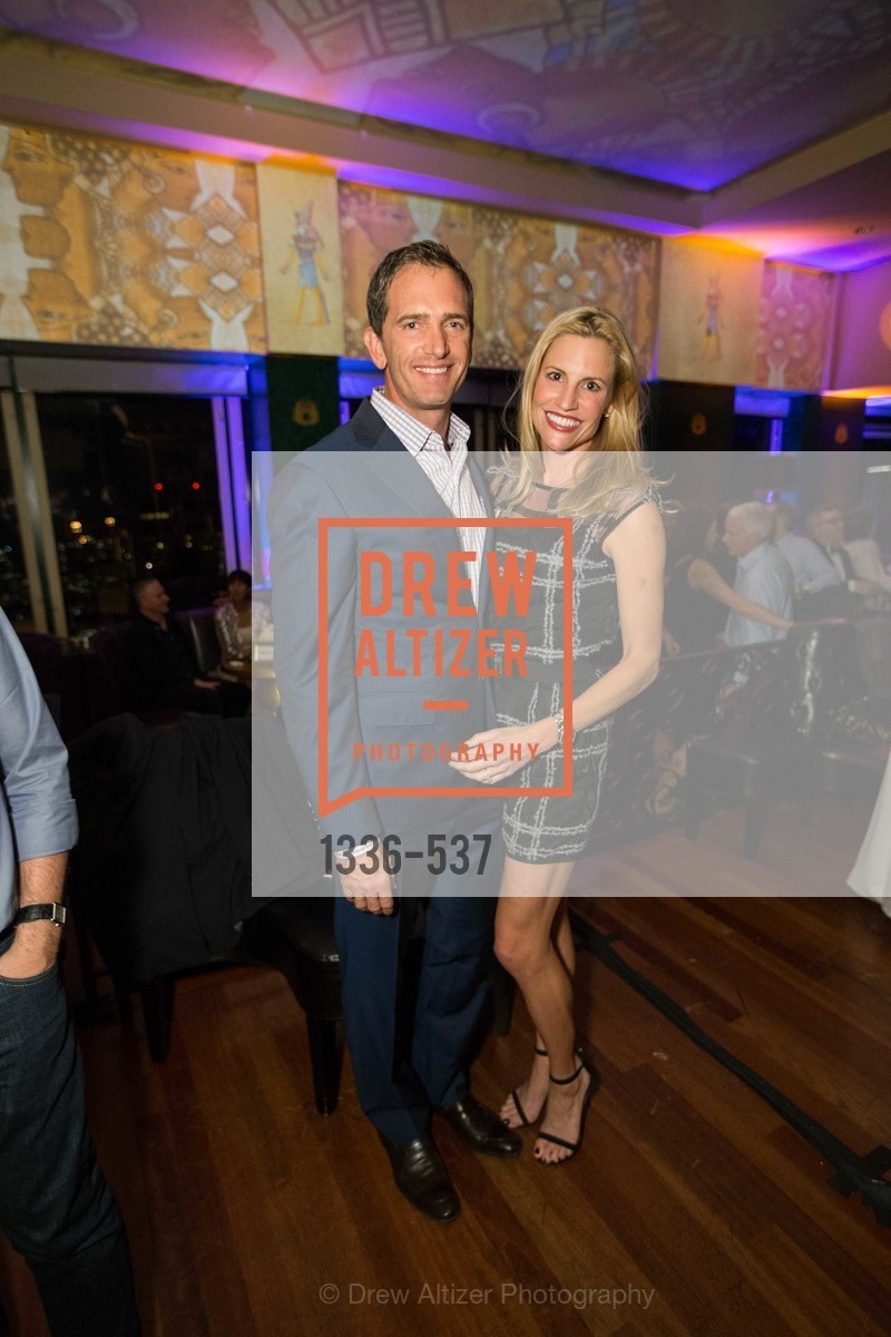 Brad Harrington, Alyson Harrington, TOP OF THE MARK'S 75TH Anniversary Party, US, November 7th, 2014,Drew Altizer, Drew Altizer Photography, full-service agency, private events, San Francisco photographer, photographer california