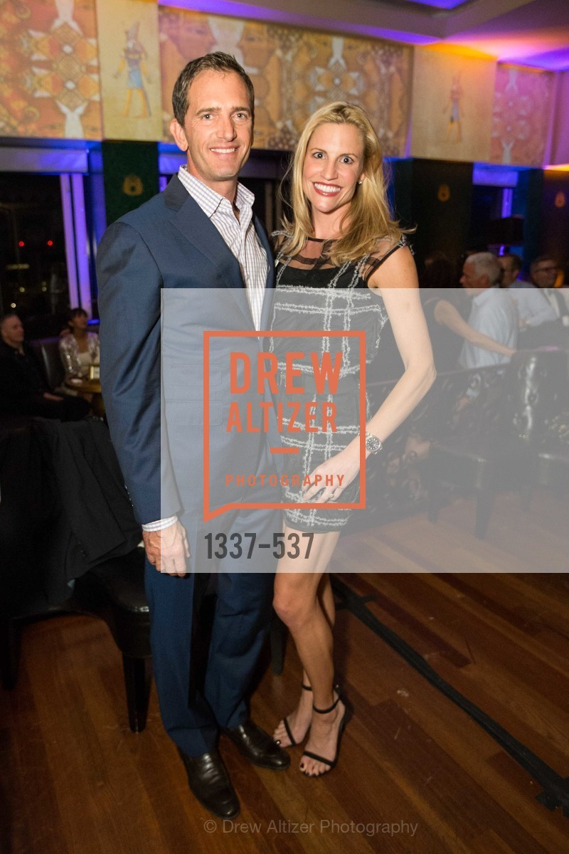 Brad Harrington, Alyson Harrington, TOP OF THE MARK'S 75TH Anniversary Party, US, November 7th, 2014,Drew Altizer, Drew Altizer Photography, full-service event agency, private events, San Francisco photographer, photographer California
