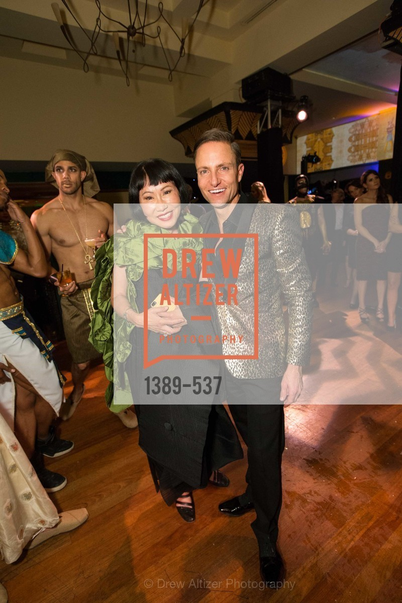 Amy Tan, Ken Fulk, TOP OF THE MARK'S 75TH Anniversary Party, US, November 6th, 2014,Drew Altizer, Drew Altizer Photography, full-service agency, private events, San Francisco photographer, photographer california