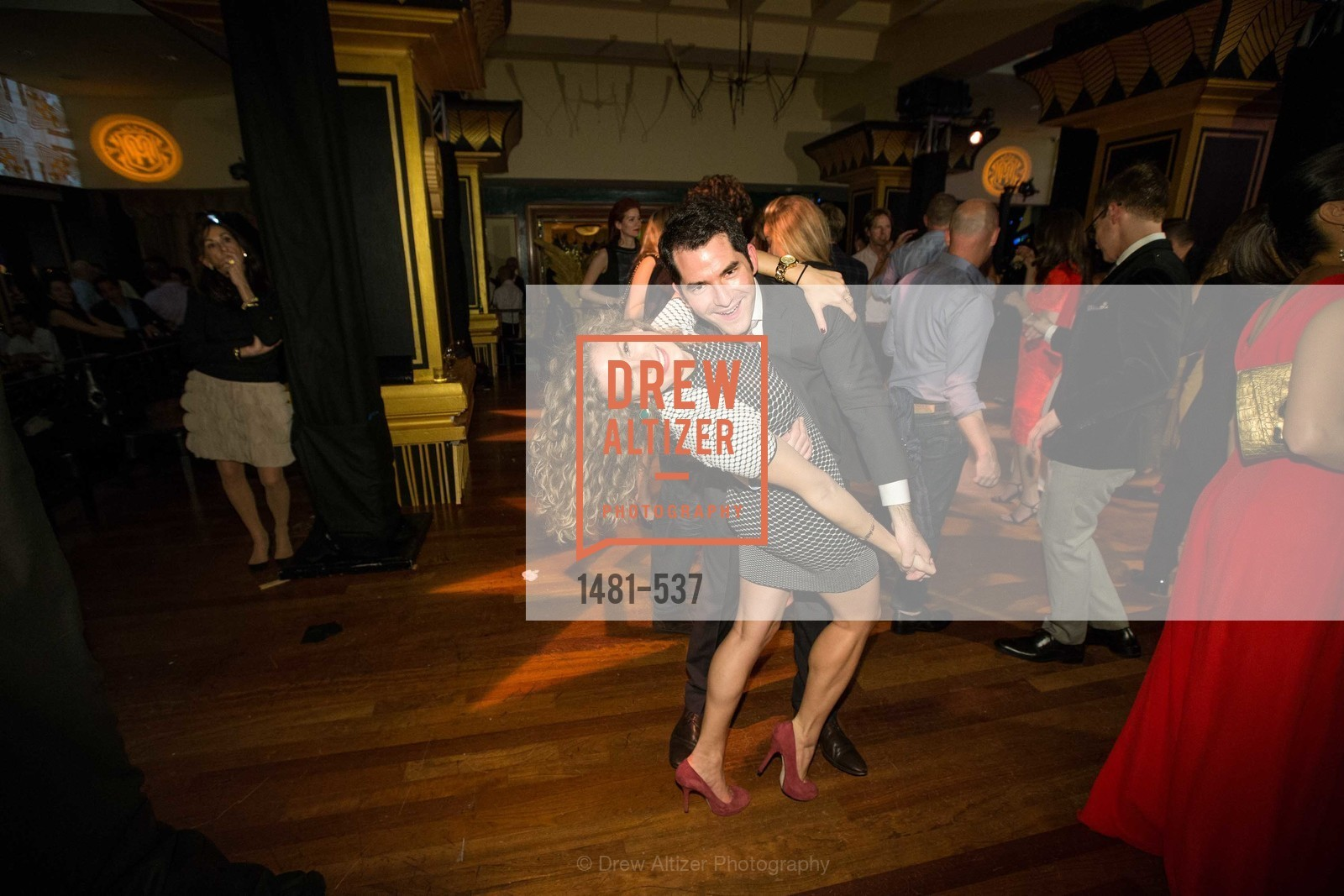 Adriana Volocsky, Sam Aperbach, TOP OF THE MARK'S 75TH Anniversary Party, US, November 6th, 2014,Drew Altizer, Drew Altizer Photography, full-service agency, private events, San Francisco photographer, photographer california