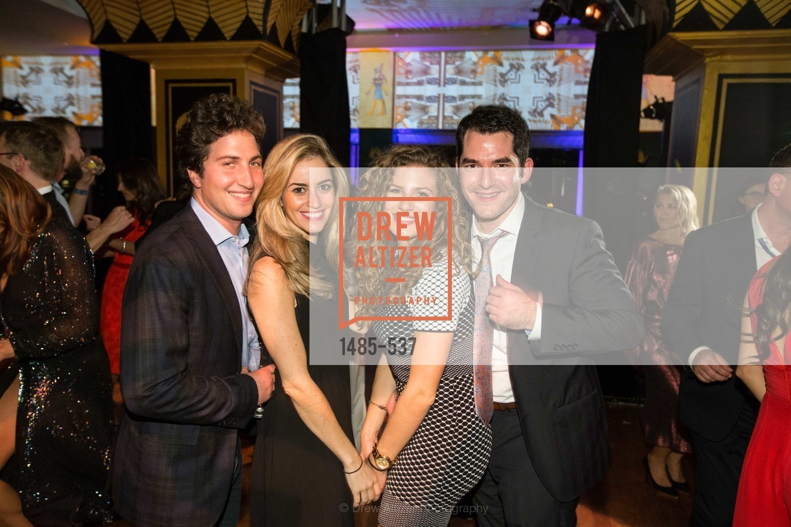 Matthew Goldman, Adriana Volocsky, Sam Aperbach, TOP OF THE MARK'S 75TH Anniversary Party, US, November 6th, 2014,Drew Altizer, Drew Altizer Photography, full-service agency, private events, San Francisco photographer, photographer california