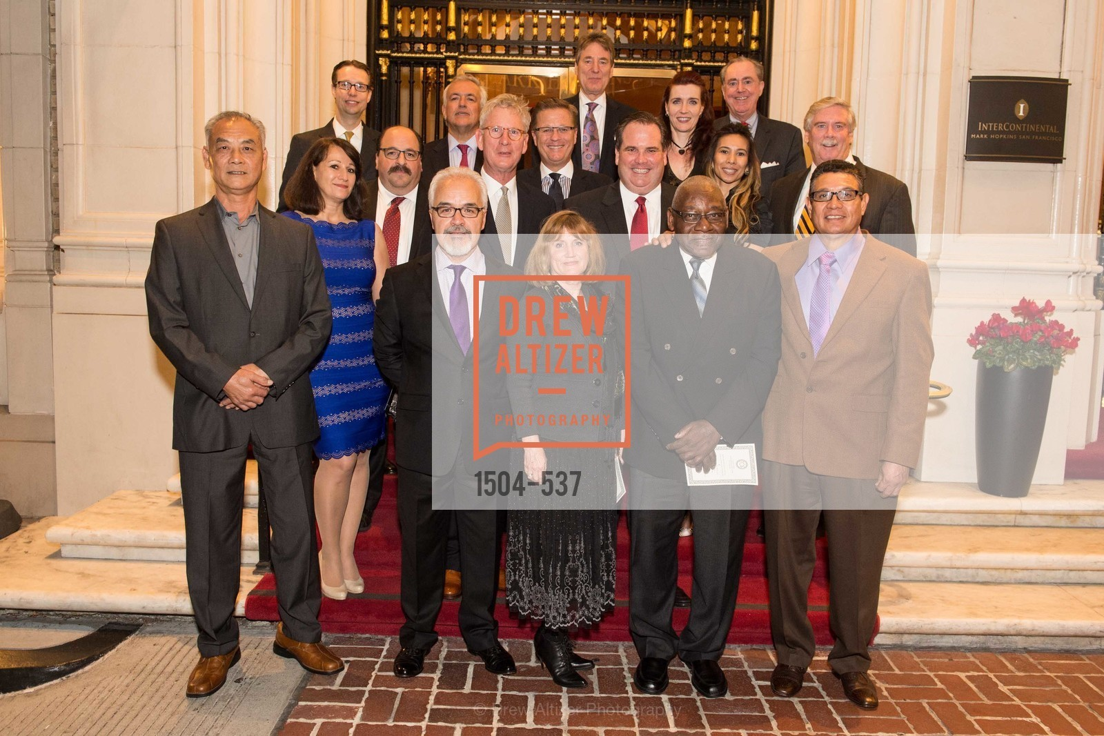 Group Picture, TOP OF THE MARK'S 75TH Anniversary Party, US, November 6th, 2014,Drew Altizer, Drew Altizer Photography, full-service agency, private events, San Francisco photographer, photographer california