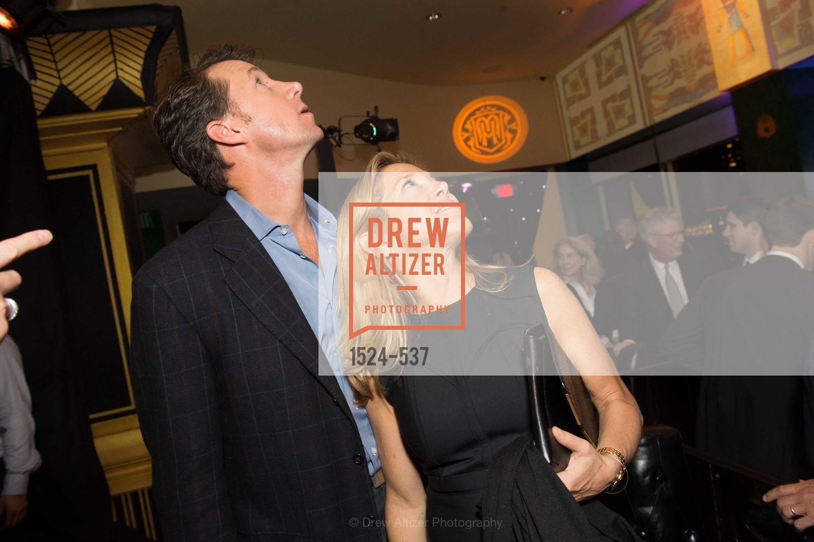 Bo Lasater, Kathryn Lasater, TOP OF THE MARK'S 75TH Anniversary Party, US, November 7th, 2014,Drew Altizer, Drew Altizer Photography, full-service agency, private events, San Francisco photographer, photographer california