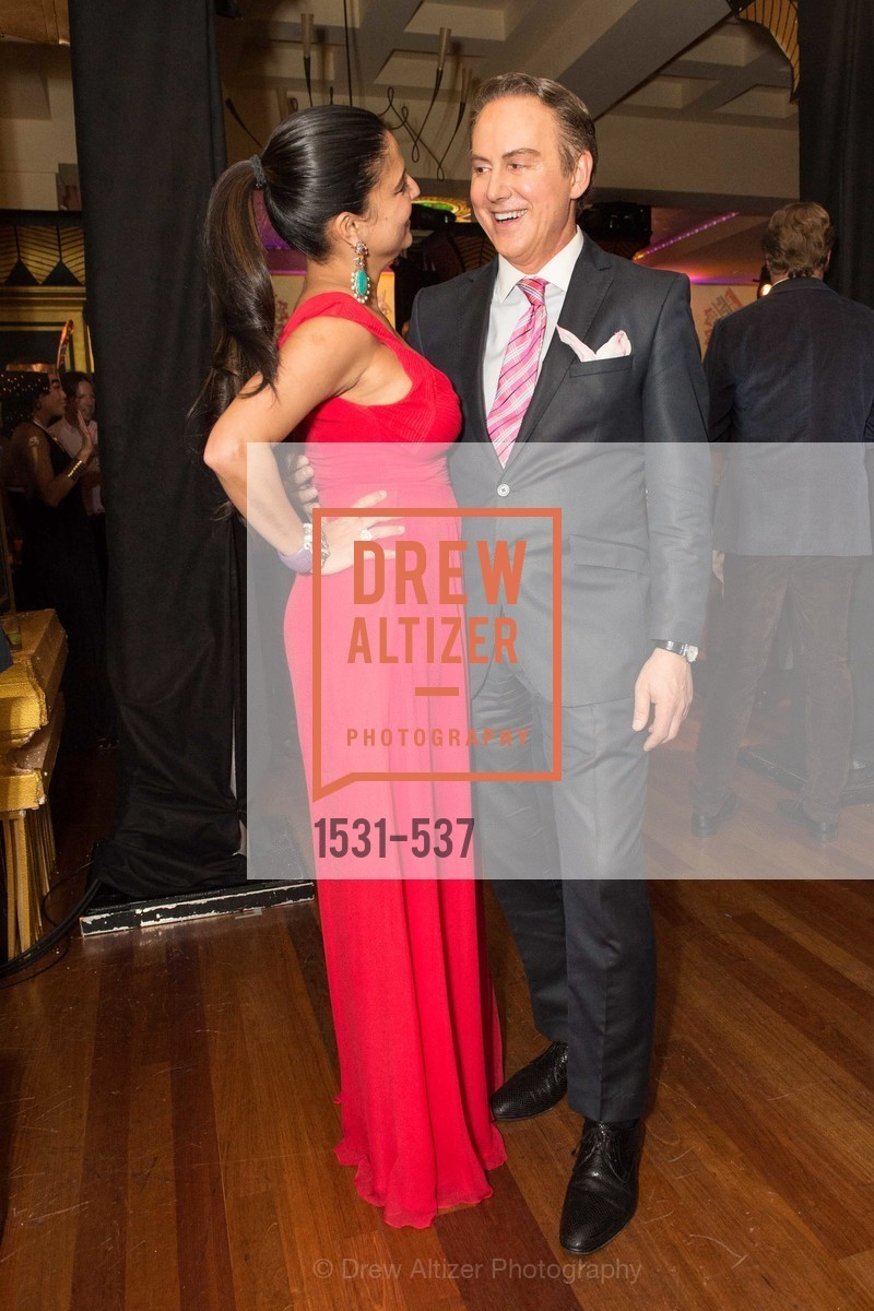 Monaz Mehta, Joel Goodrich, TOP OF THE MARK'S 75TH Anniversary Party, US, November 7th, 2014,Drew Altizer, Drew Altizer Photography, full-service agency, private events, San Francisco photographer, photographer california