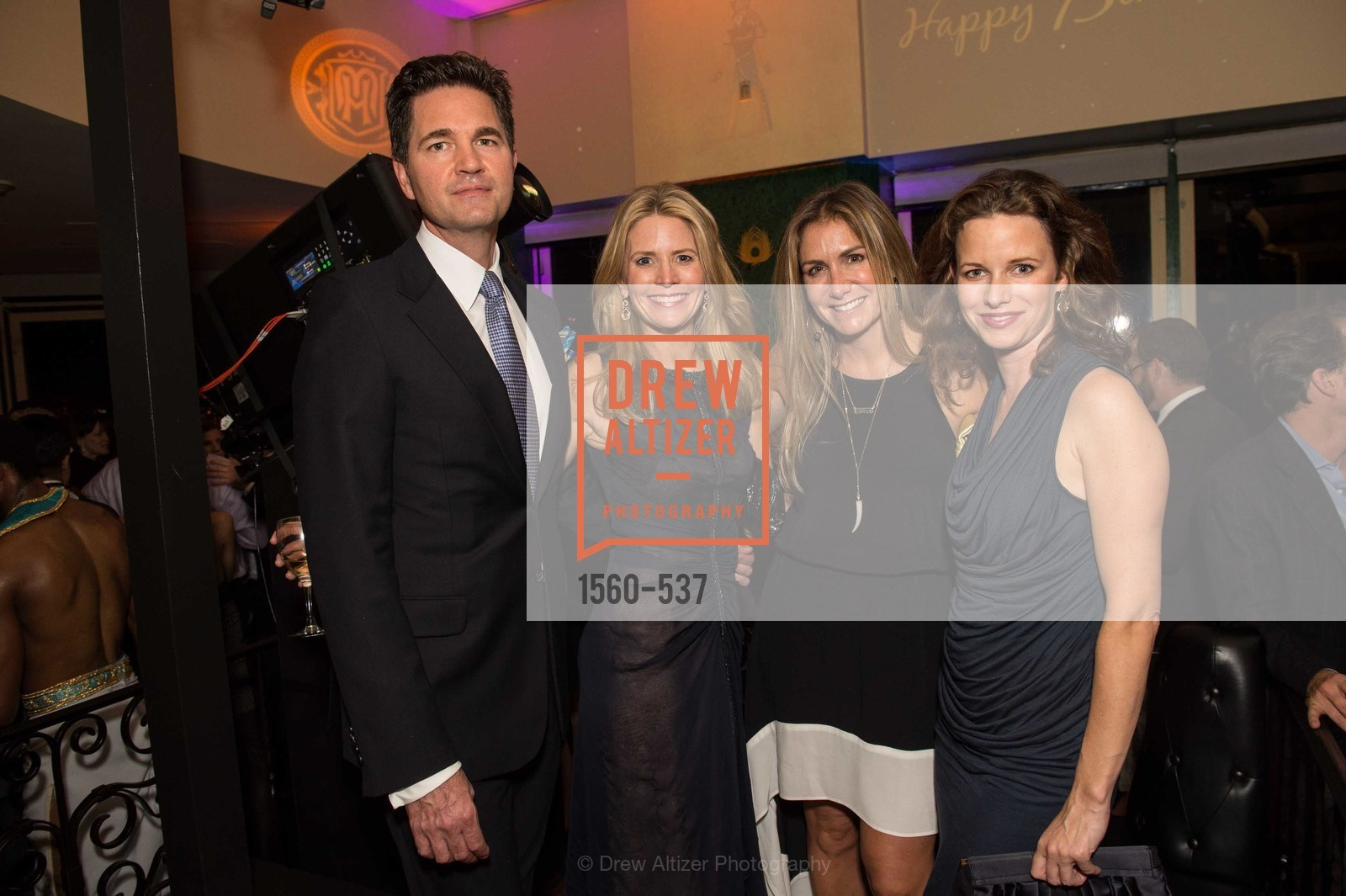 Alex Chases, Ann Millham-Miller, Marissa Rosen, Lindsay Bolton, TOP OF THE MARK'S 75TH Anniversary Party, US, November 6th, 2014,Drew Altizer, Drew Altizer Photography, full-service agency, private events, San Francisco photographer, photographer california