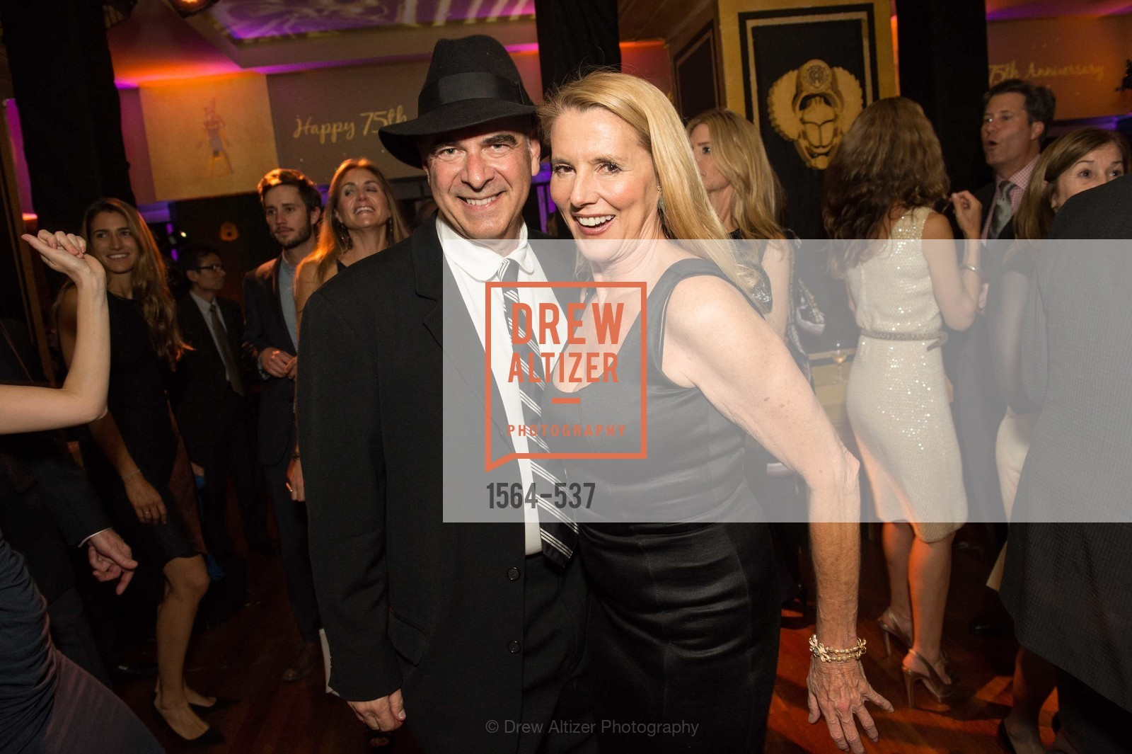 Tod Donobedian, Christina DeLimur, TOP OF THE MARK'S 75TH Anniversary Party, US, November 7th, 2014,Drew Altizer, Drew Altizer Photography, full-service agency, private events, San Francisco photographer, photographer california