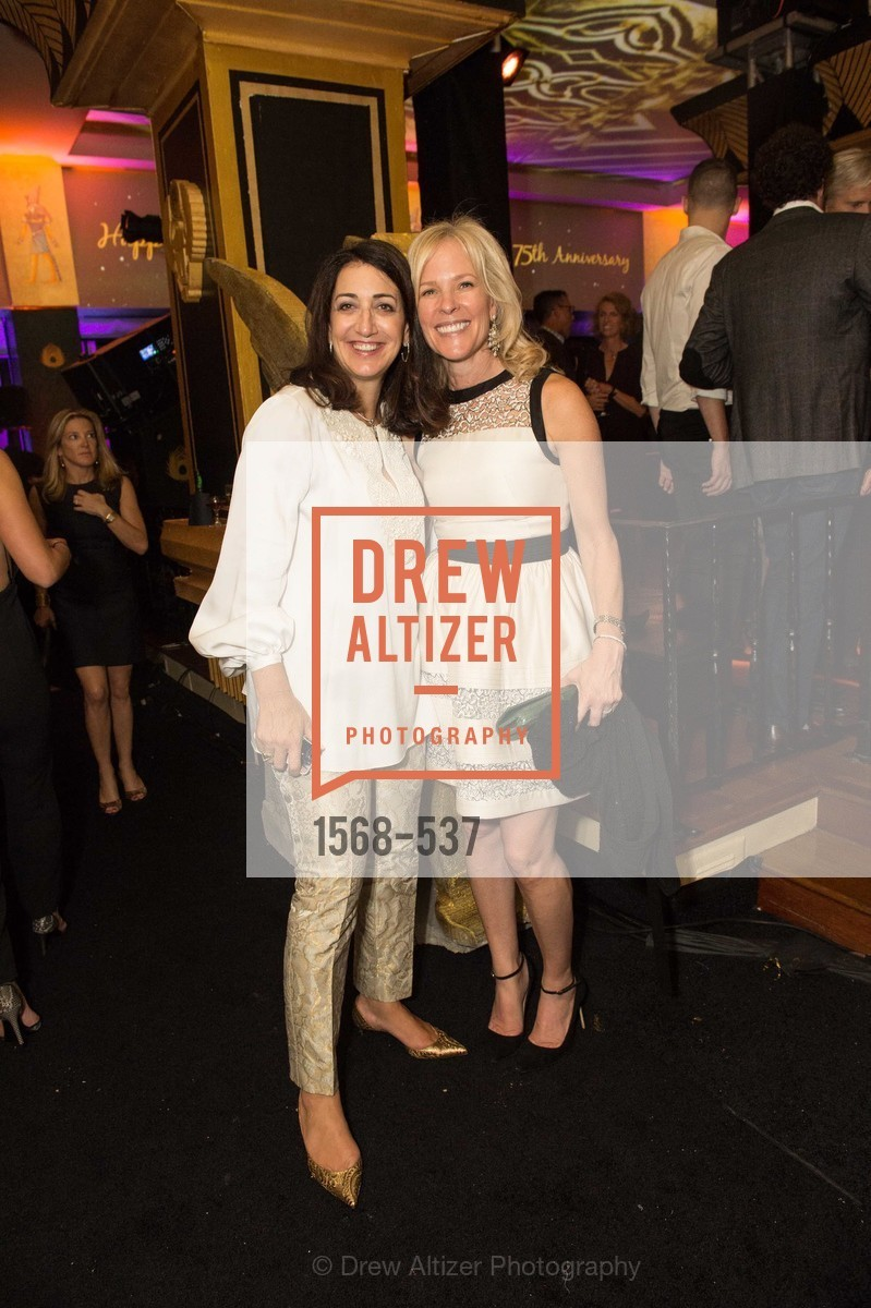 Pam Baer, Kerri Lehmann, TOP OF THE MARK'S 75TH Anniversary Party, US, November 7th, 2014,Drew Altizer, Drew Altizer Photography, full-service agency, private events, San Francisco photographer, photographer california