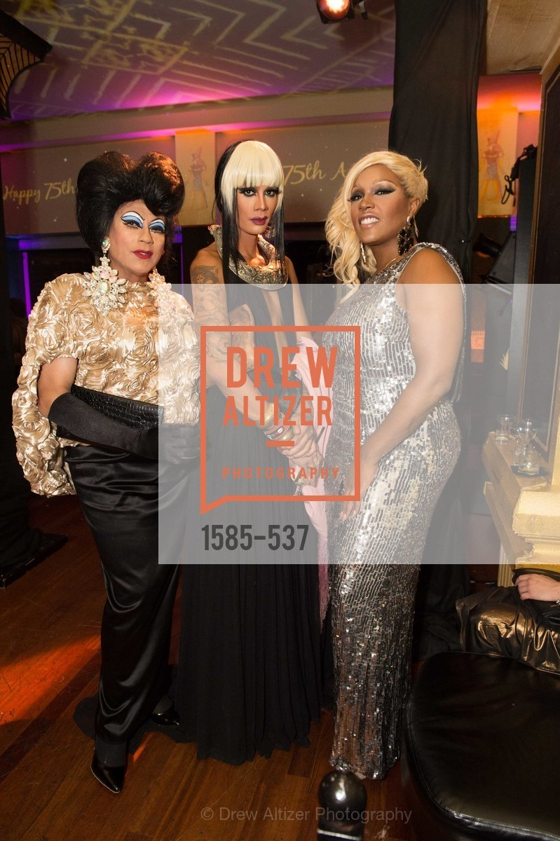 Juanita More, Raja, Sloan, TOP OF THE MARK'S 75TH Anniversary Party, US, November 6th, 2014,Drew Altizer, Drew Altizer Photography, full-service agency, private events, San Francisco photographer, photographer california