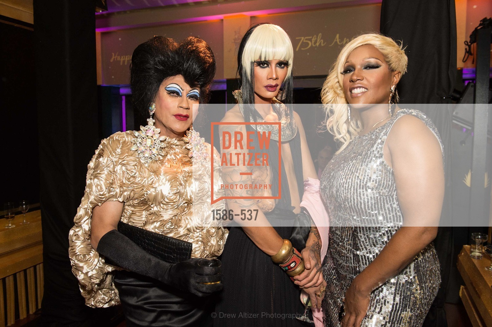 Juanita More, Raja, Sloan, TOP OF THE MARK'S 75TH Anniversary Party, US, November 7th, 2014,Drew Altizer, Drew Altizer Photography, full-service event agency, private events, San Francisco photographer, photographer California
