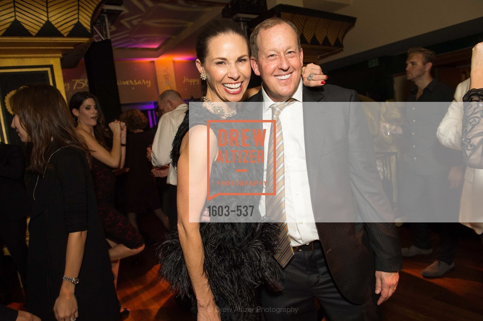 Michael Rosenfeld, TOP OF THE MARK'S 75TH Anniversary Party, US, November 6th, 2014,Drew Altizer, Drew Altizer Photography, full-service agency, private events, San Francisco photographer, photographer california