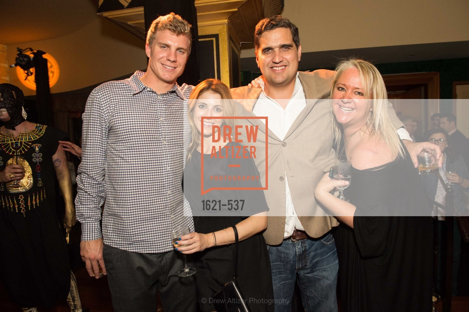 Nate Montana, Ashley Fields, Peter Stern, Lori Puccinelli Stern, TOP OF THE MARK'S 75TH Anniversary Party, US, November 6th, 2014,Drew Altizer, Drew Altizer Photography, full-service agency, private events, San Francisco photographer, photographer california