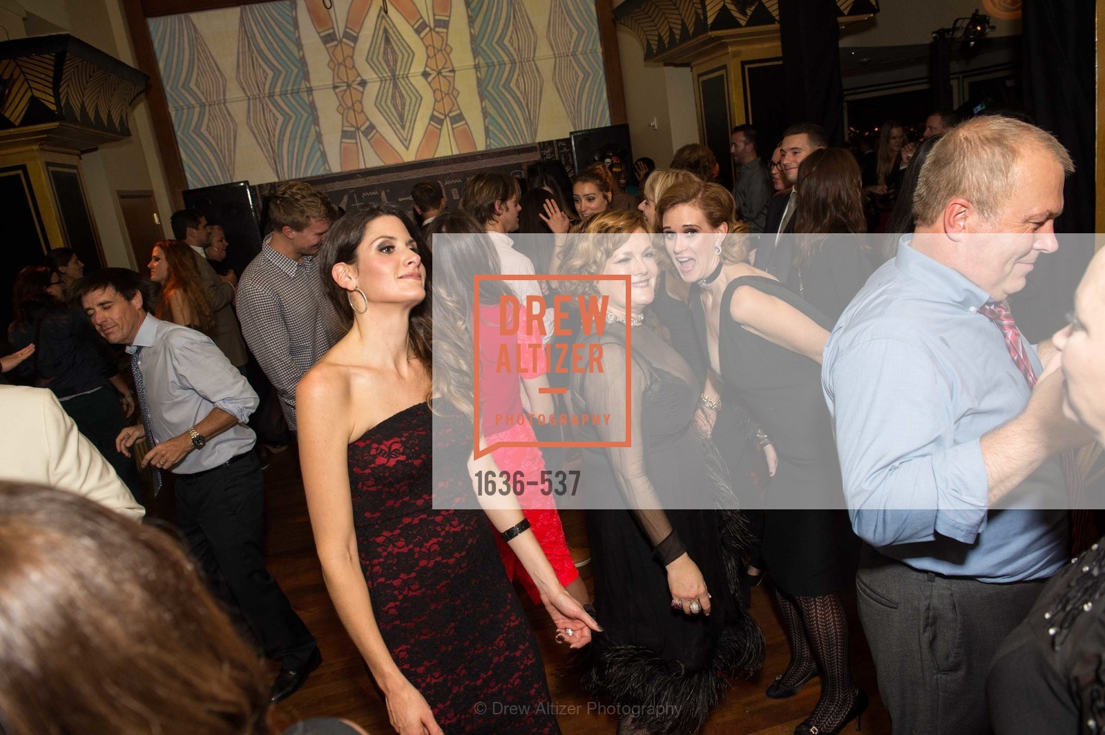 Dance Floor, TOP OF THE MARK'S 75TH Anniversary Party, US, November 7th, 2014