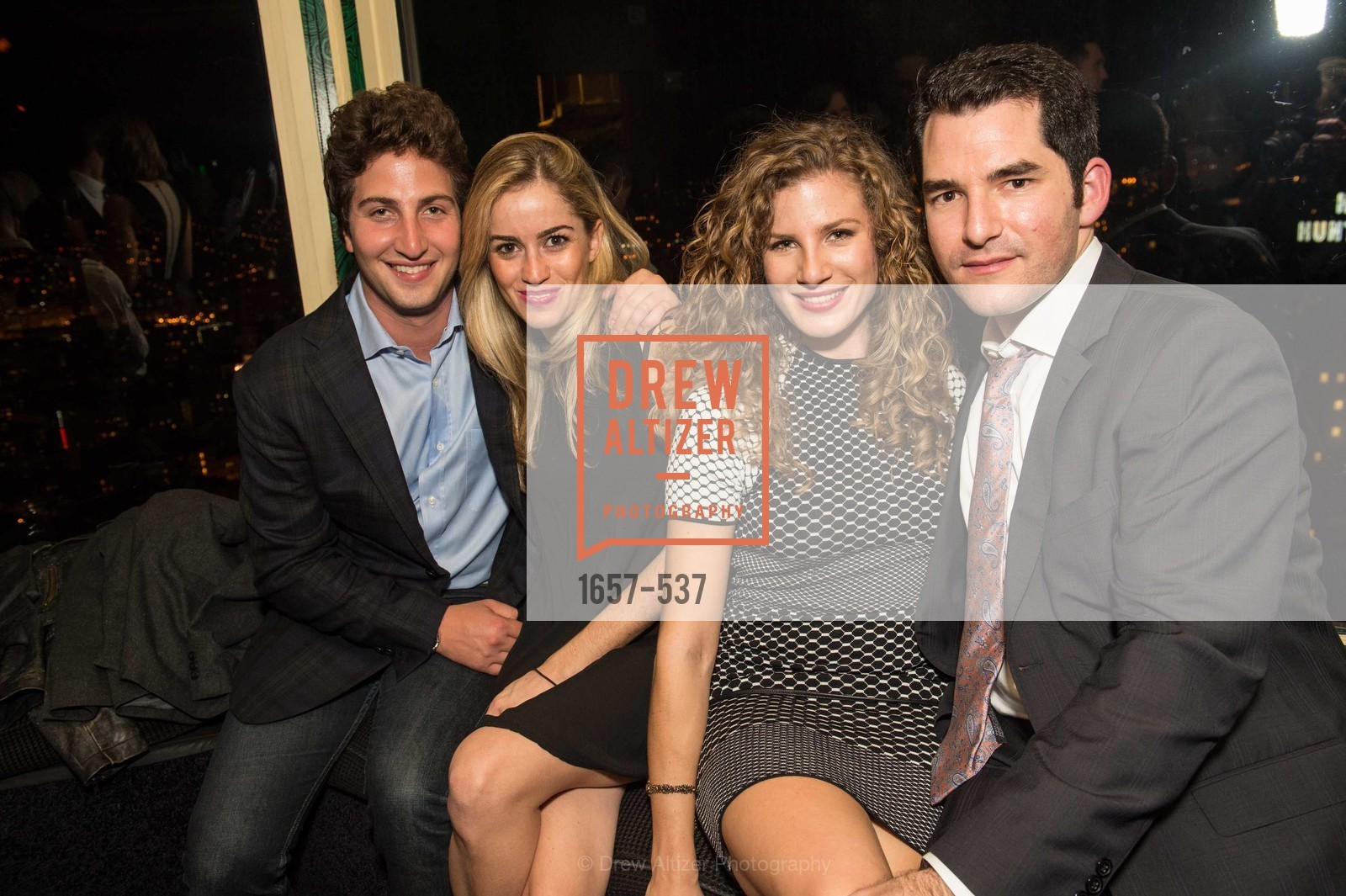 Matthew Goldman, Adriana Volocsky, Sam Aperbach, TOP OF THE MARK'S 75TH Anniversary Party, US, November 7th, 2014,Drew Altizer, Drew Altizer Photography, full-service agency, private events, San Francisco photographer, photographer california