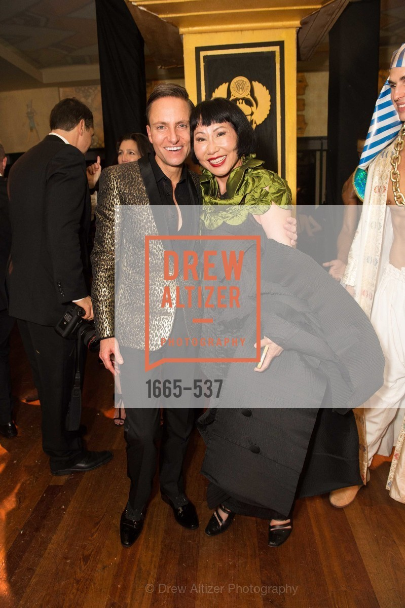 Ken Fulk, Amy Tan, TOP OF THE MARK'S 75TH Anniversary Party, US, November 6th, 2014,Drew Altizer, Drew Altizer Photography, full-service agency, private events, San Francisco photographer, photographer california