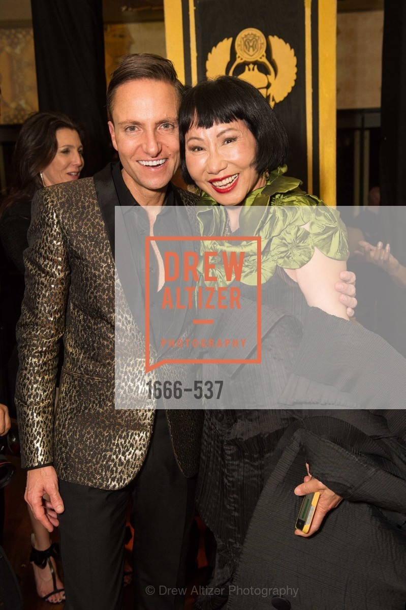 Ken Fulk, Amy Tan, TOP OF THE MARK'S 75TH Anniversary Party, US, November 7th, 2014,Drew Altizer, Drew Altizer Photography, full-service event agency, private events, San Francisco photographer, photographer California
