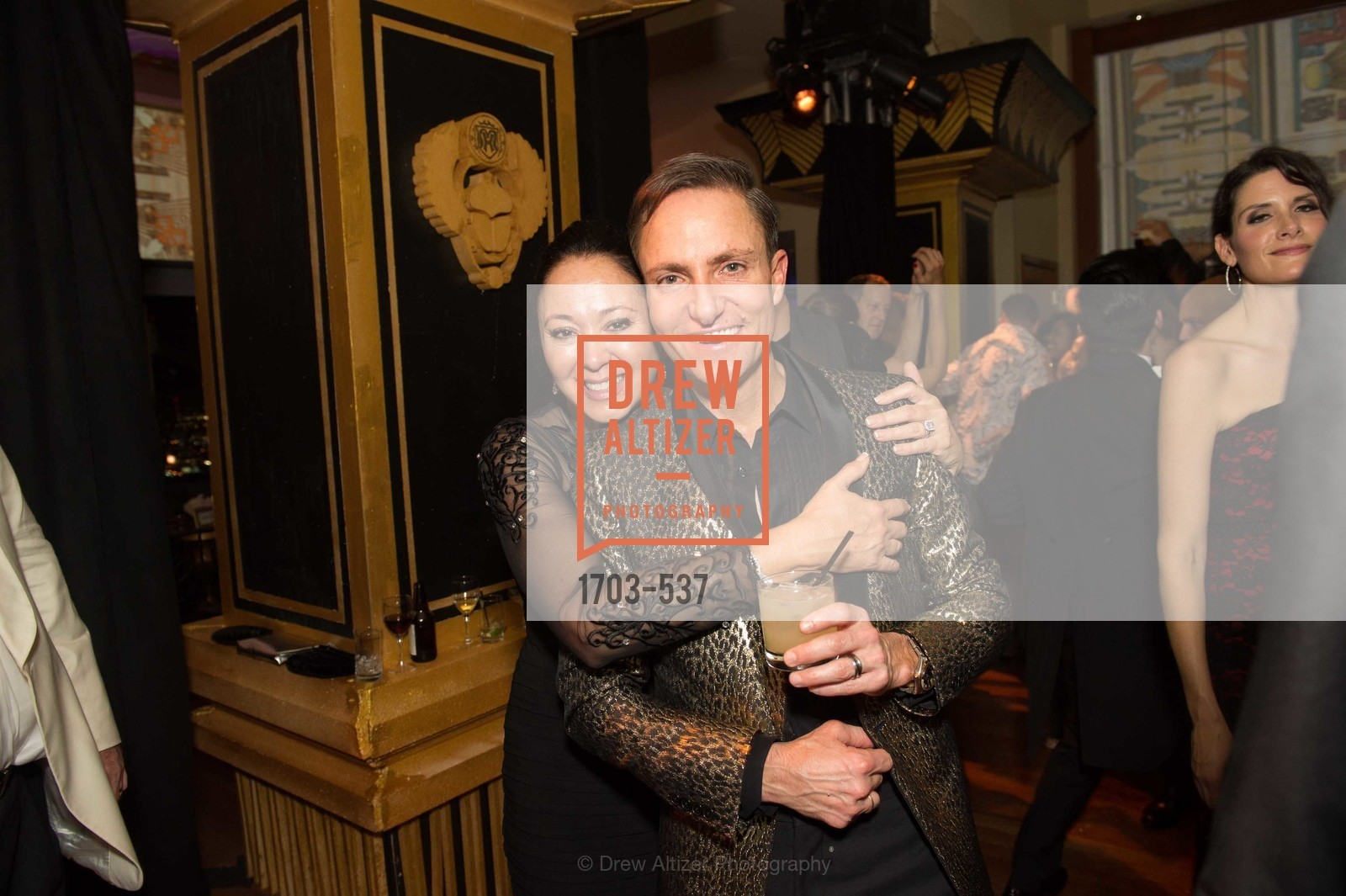 Lisa Brady, Ken Fulk, TOP OF THE MARK'S 75TH Anniversary Party, US, November 6th, 2014,Drew Altizer, Drew Altizer Photography, full-service agency, private events, San Francisco photographer, photographer california