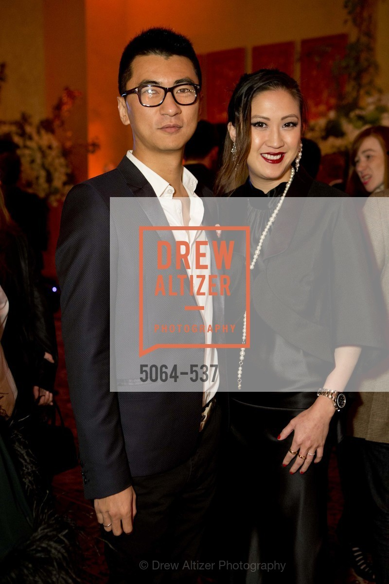 Thomas Liu, Jessica Hon, TOP OF THE MARK'S 75TH Anniversary Party, US, November 7th, 2014,Drew Altizer, Drew Altizer Photography, full-service agency, private events, San Francisco photographer, photographer california